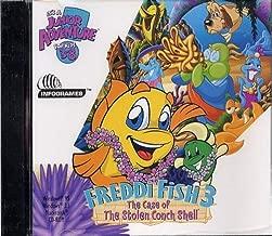 freddi fish and the stolen shell