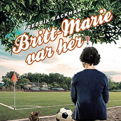 Britt-Marie var her cover art