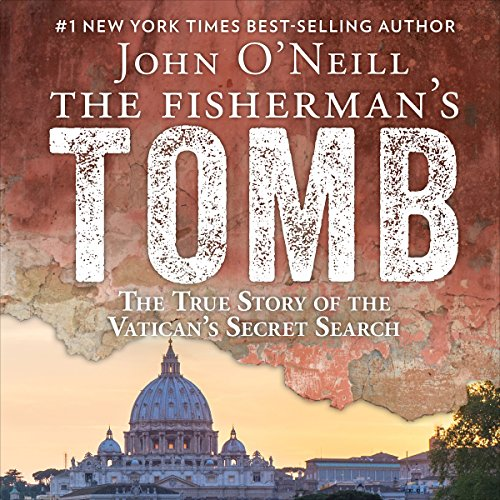 The Fisherman's Tomb audiobook cover art