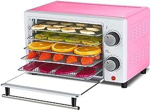 MissZZ Déshydrateur Alimentaire Machine de déshydrateur Alimentaire Configuration Facile, minuterie numérique réglable et ...