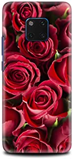 Huawei Mate 20 Pro Case - Art - Red Roses - Art