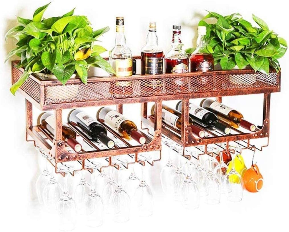 LSNLNN Wine Racks Kitchen Inexpensive Wall-Mounted Storage Selling rankings Organisation