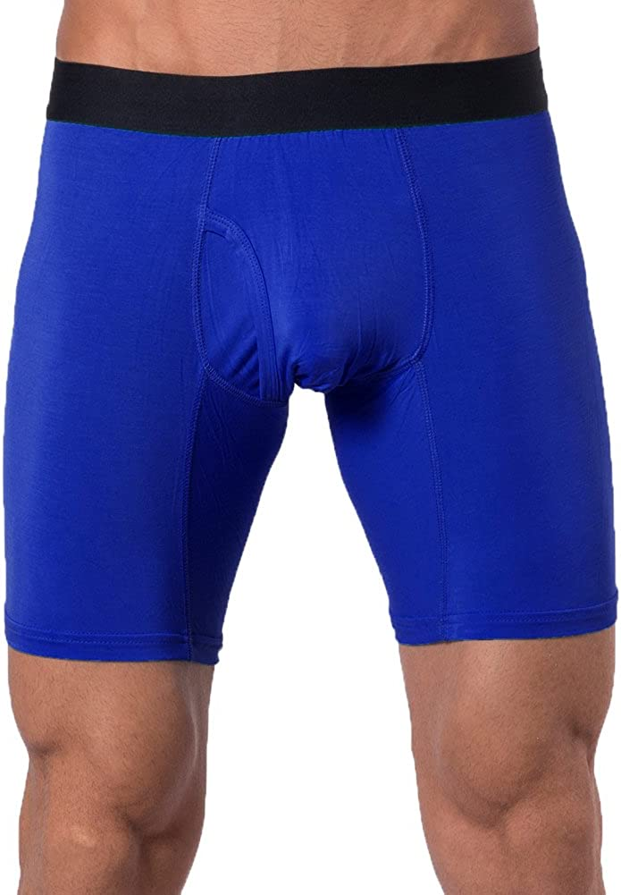 2-Pack Men's Modal Boxer Briefs