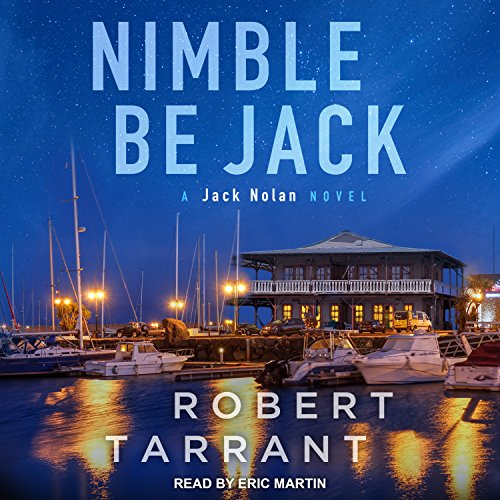 Nimble Be Jack audiobook cover art