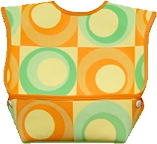 Dex Dura Bib Big Mouth,9-24 months,Orange,Green,Yellow