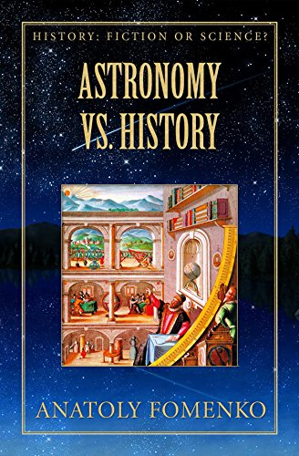 Astronomy vs. History (History: Fiction or Science? Book 2) (English Edition)