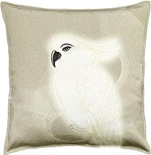 arteseiko オリジナルクッションカバー C14【Parrot 】40cm角用カバー