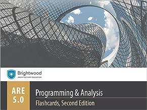 Programming & Analysis 5.0 Flashcards