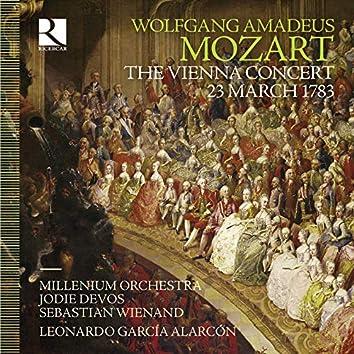 Mozart: The Vienna Concert, 23 March 1783