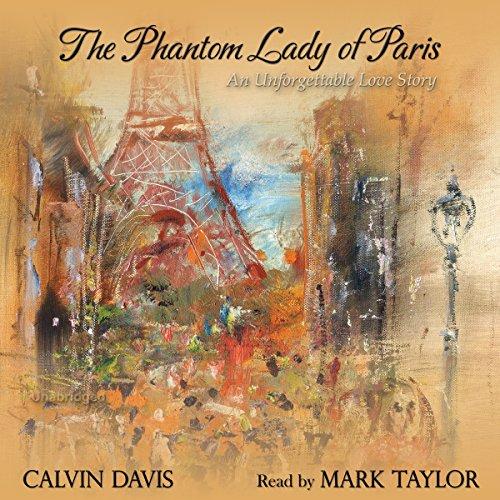 Page de couverture de The Phantom Lady of Paris