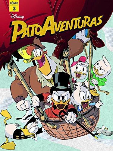 Patoaventuras. 3: Cómic (Disney. Patoaventuras)