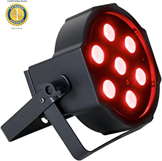 Martin Professional Thrill Compact PAR Mini LED with Microfiber and Free EverythingMusic 1 Year Extended Warranty