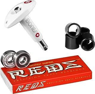 Best bones reds bearings spin test Reviews