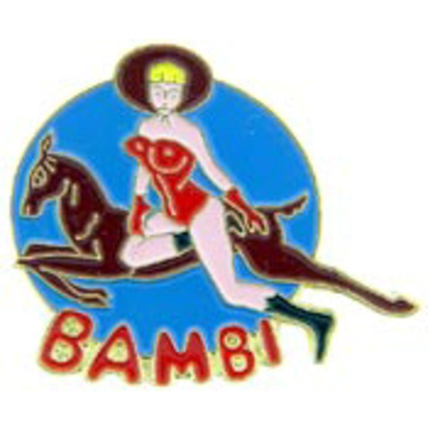 EagleEmblems P15385 Pin-Nose,Bambi (1'')