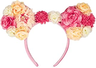 Disney Parks Mickey Ears Headband - Floral - Epcot Flower And Garden 2019