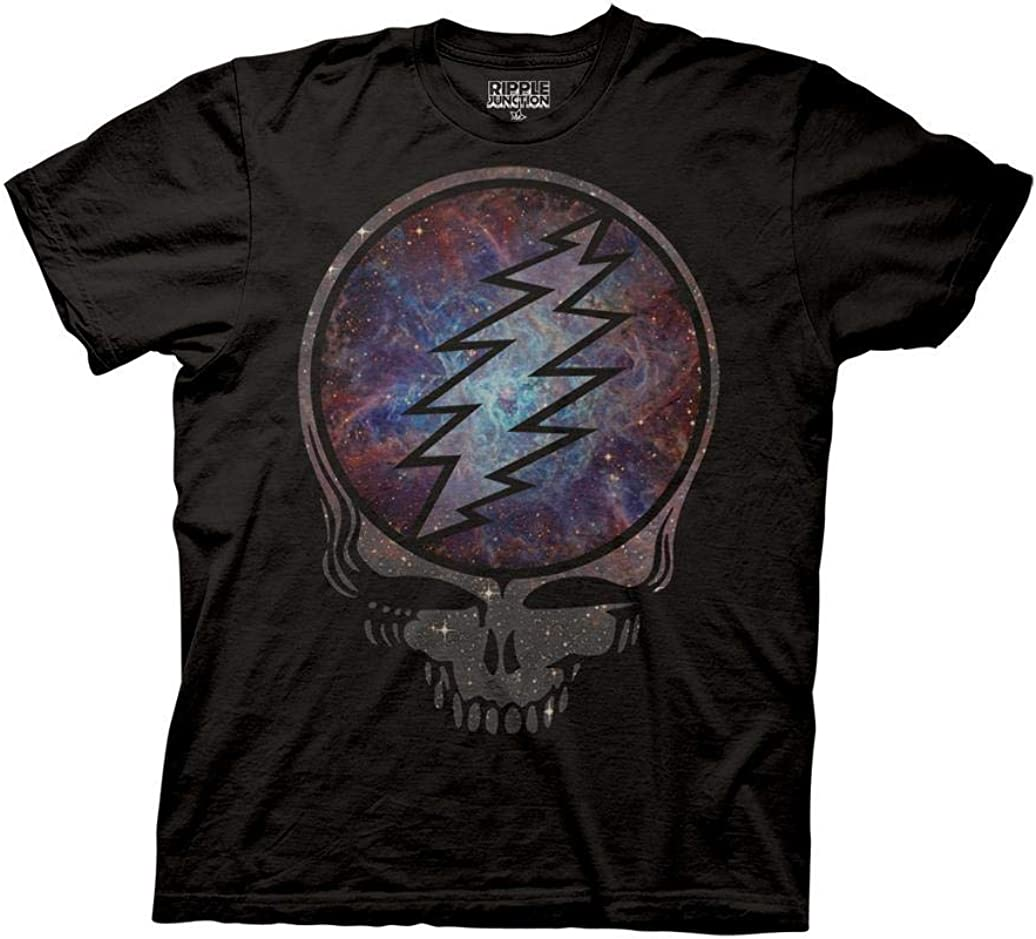Ripple Free shipping on posting reviews Junction Grateful Dead NEW Adult Lig Cosmic Photograph Unisex