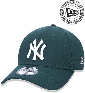 BONE 3930 NEW YORK YANKEES MLB ABA CURVA VERDE NEW ERA