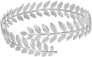 upper arm bracelet silver