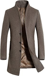 Best light brown trench coat mens Reviews