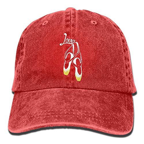 Hoswee Baseballmütze Hüte Kappe Dancers Passion Unisex Truck Baseball Cap Adjustable Hat Military Caps