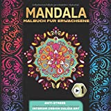 Mandala: Mandalas Malbuch für Erwachsene 2021, toller Antistress-Zeitvertreib zum Entspannen mit schönen Malvorlagen zum Ausmalen