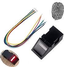 DIYmall Optical Fingerprint Reader Sensor Module for Arduino Mega2560 UNO R3 51 AVR STM32 Red Light DC 3.8-7V