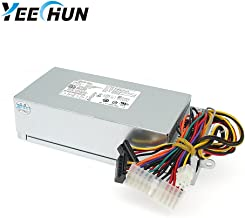 YEECHUN 220W Power Supply for L220AS-00 Dell Inspiron 3647 660s Vostro 270 Gateway SX2300 Aspire X1200 X1300 Veriton X2110 X2610 eMachines L1200 L1210 Series, Compatible P/N: R82HS R82H5 R5RV4