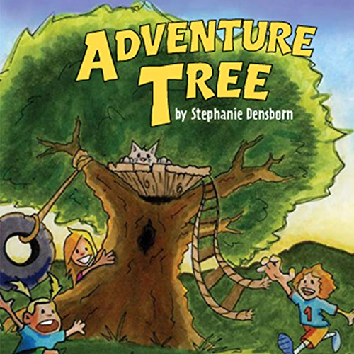 Adventure Tree: Meet the Three and The Great Cake Bake audiobook cover art