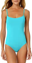Anne Cole Classic Moderate Leg Maillot One Piece Swimsuit