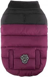 Canada Pooch | Summit Stretch Dog Vest | Water-Resistant Dog Puffer Vest
