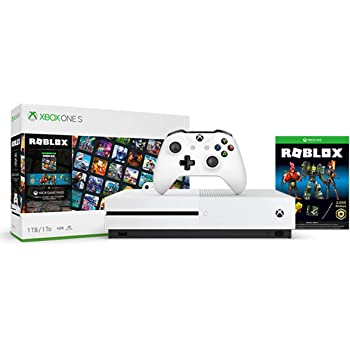Amazon Com Microsoft Xbox One S 1tb Console Roblox Bundle