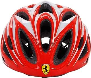 Ferrari Youth Bike Helmet Lightweight for Road and Mountain