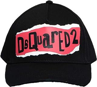 DSQUARED2 Mens BCM0162 Cap in Black
