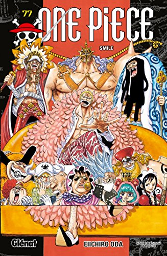 One Piece - Édition originale - Tome 77: Smile