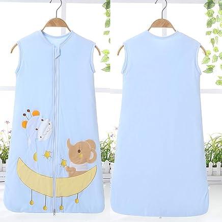 featured product Baby Sleep Nest Wearable Blanket Sleep Sack 100% Cotton Sleeping Bag 2.5 Tog Elephant for Girl & boy