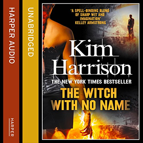 The Witch with No Name cover art