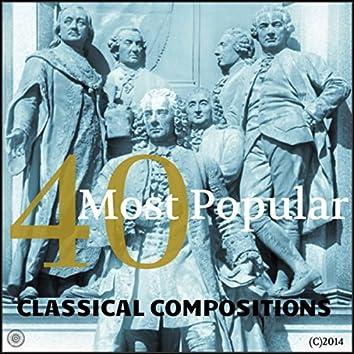 40 Most Popular Classical Compositions Vol.1