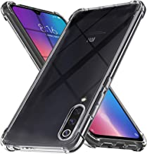 Ferilinso Case for Xiaomi Mi 9 SE,Ultra [Slim Thin] Scratch Resistant TPU Rubber Soft Skin Silicone Protective Case Cover for Xiaomi Mi 9 SE Case (Clear)