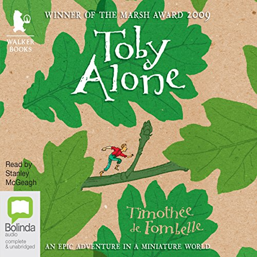 Toby Alone audiobook cover art