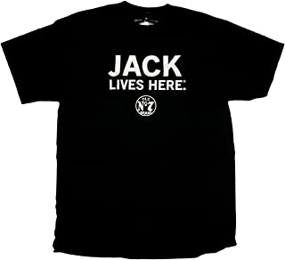 jack daniels tee shirt homme