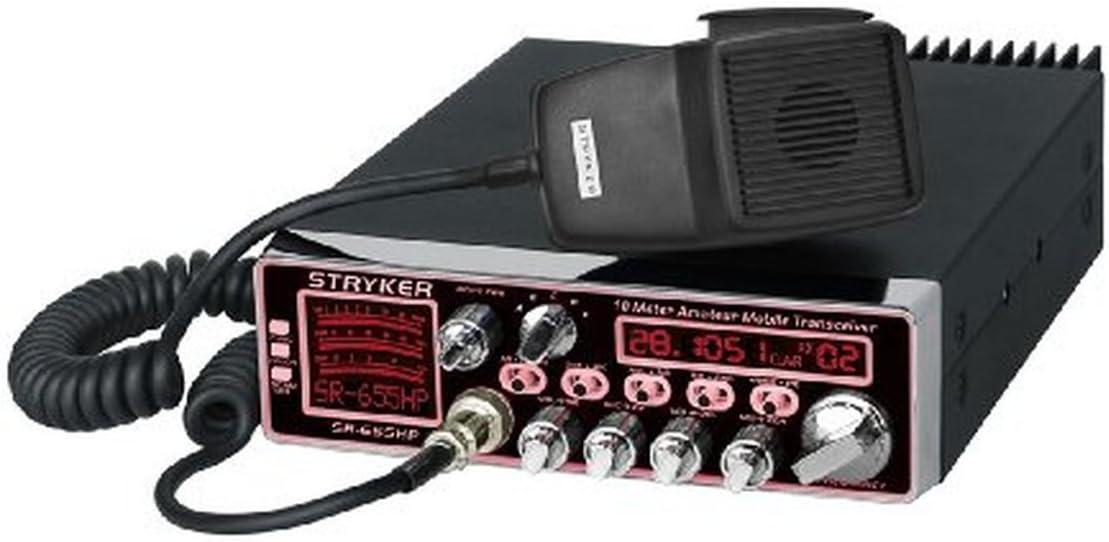 Stryker SR-655 10 Meter Radio Great interest Outlet SALE black Amateur