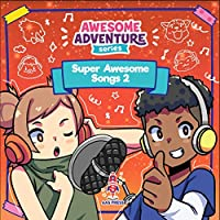 Awesome Adventure Level 4 Super Awesome Songs 2 Music CD
