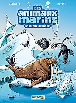 Les animaux marins en BD - tome 04