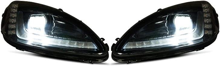 Morimoto Pug & Play XB LED Headlight Assembly For 2005-2013 Chevrolet Corvette C6
