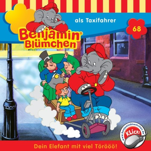 Benjamin als Taxifahrer  By  cover art