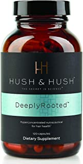 DeeplyRooted Hair Growth Supplement- Hair Health Nutraceutical | Promotes Hair Growth | Biotin + Ashwagandha + Saw Palmett...