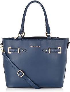 Pierre Cardin Women's Tote Handbag Blue