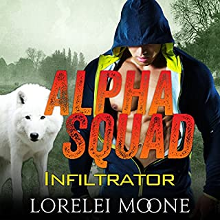 Alpha Squad audiobook cover art