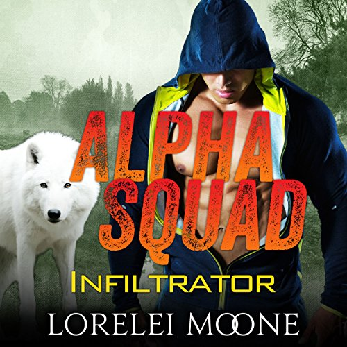 Alpha Squad audiobook cover art