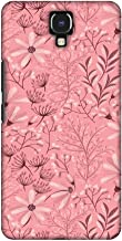 AMZER Slim Designer Snap On Hard Shell Case Back Cover for Infinix Note 4 - Pretty Flowers 3